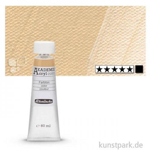 Schmincke AKADEMIE Acrylfarben 60 ml Tube   660 Sand