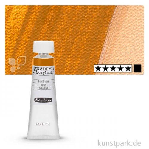 Schmincke AKADEMIE Acrylfarben 60 ml Tube   661 Lichter Ocker
