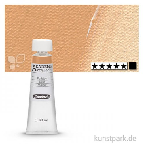 Schmincke AKADEMIE Acrylfarben 60 ml Tube   662 Hautton
