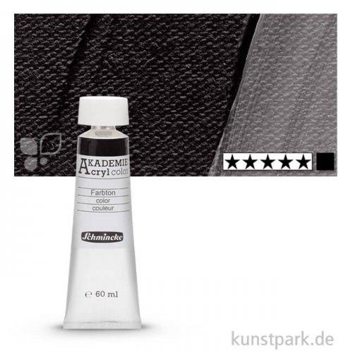 Schmincke AKADEMIE Acrylfarben 60 ml Tube | 770 Eisenoxidschwarz