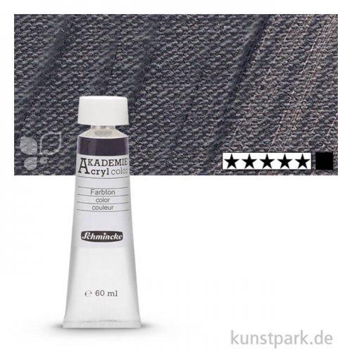Schmincke AKADEMIE Acrylfarben 60 ml Tube | 806 Graphit