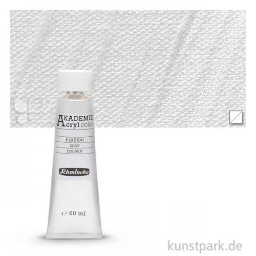 Schmincke AKADEMIE Acrylfarben 60 ml Tube | 840 Fluoreszierend Weiß