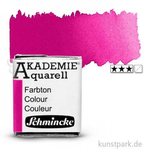 Schmincke AKADEMIE Aquarellfarben 1/2 Napf | 336 Magenta