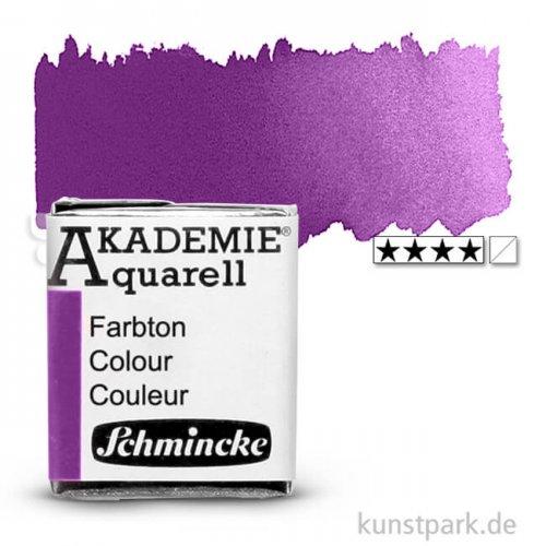 Schmincke AKADEMIE Aquarellfarben 1/2 Napf   440 Violett