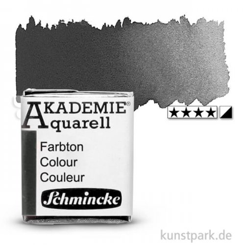 Schmincke AKADEMIE Aquarellfarben 1/2 Napf | 770 Paynesgrau