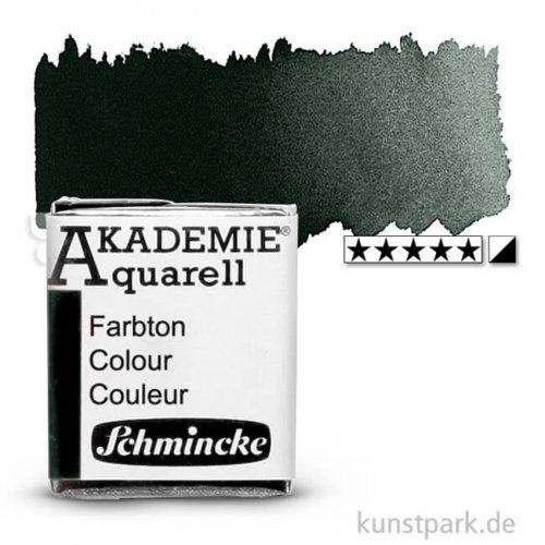 Schmincke AKADEMIE Aquarellfarben 1/2 Napf   782 Schwarz