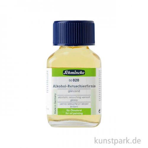 Schmincke Alkohol-Retuschierfirnis 60 ml 60 ml