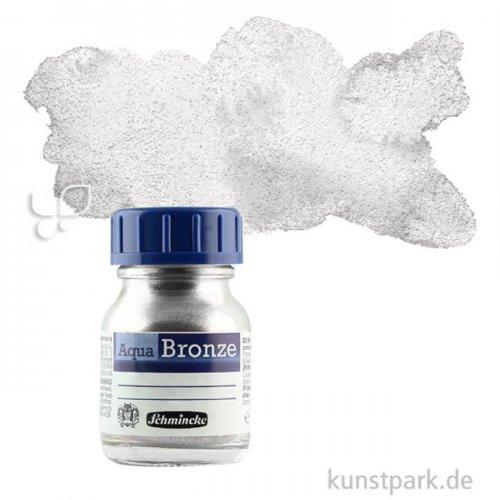 Schmincke AQUA-Bronzen 20 ml 20 ml | Silber