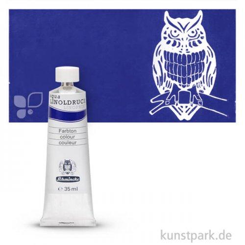 Schmincke AQUA Linoldruck Einzelfarben 35 ml | 430 Ultramarin