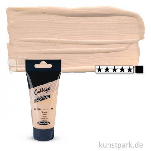 Schmincke COLLEGE Acrylfarben 75 ml Tube   650 Haut