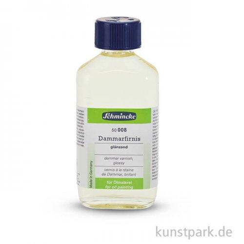 Schmincke Dammarfirnis Naturharz gelöst 200 ml