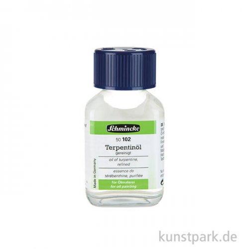 Schmincke Terpentinöl gereinigt, Verdünnung 60 ml