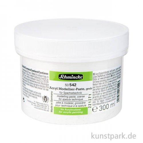 Schmincke Modellier-Paste grob 300 ml