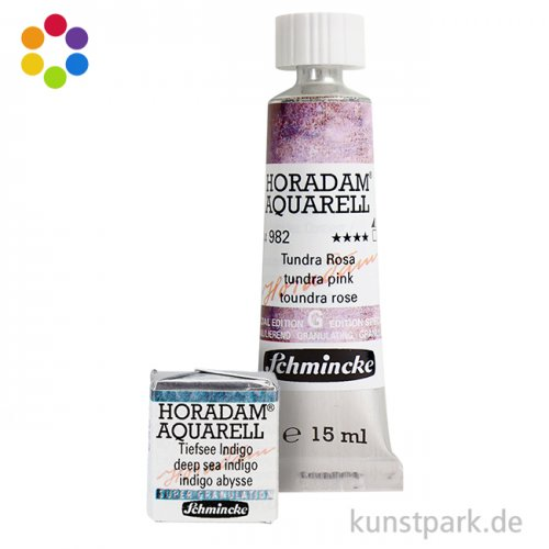 Schmincke Horadam Aquarell - Supergranulierend 15 ml