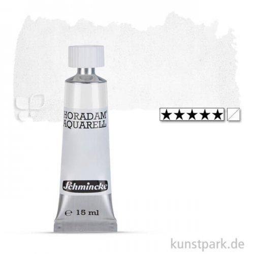 Schmincke HORADAM Aquarellfarben Tube 15 ml | 102 Perm. Chinesisches Weiß