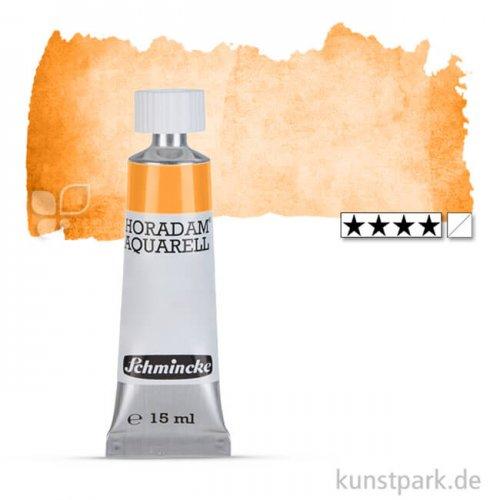Schmincke HORADAM Aquarellfarben Tube 15 ml | 214 Chromorange