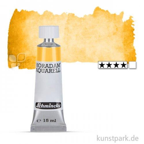 Schmincke HORADAM Aquarellfarben Tube 15 ml   220 Indischgelb