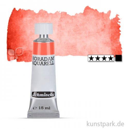 Schmincke HORADAM Aquarellfarben Tube 15 ml   349 Kadmiumrot hell