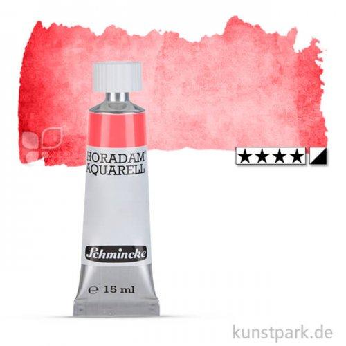Schmincke HORADAM Aquarellfarben Tube 15 ml   363 Scharlachrot
