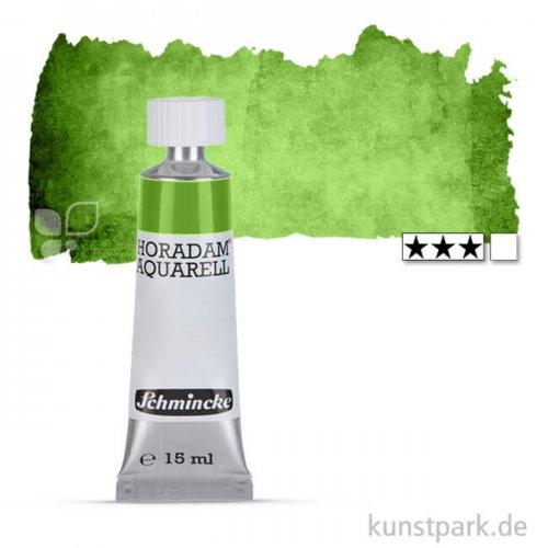 Schmincke HORADAM Aquarellfarben Tube 15 ml | 530 Saftgrün