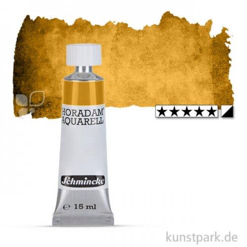 Schmincke HORADAM Aquarellfarben Tube 15 ml   655 Lichter Ocker