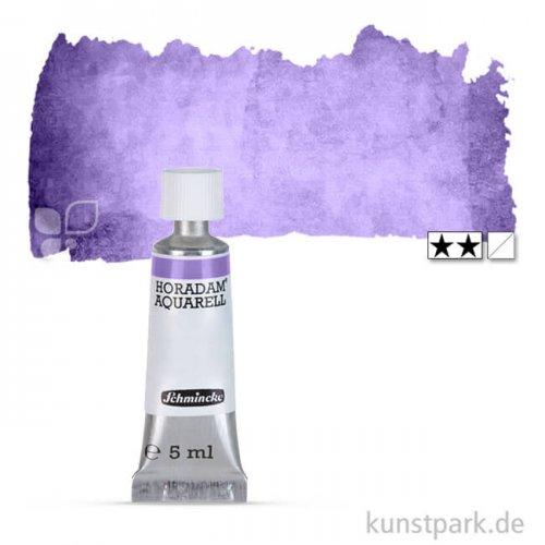 Schmincke HORADAM Aquarellfarben Tube 5 ml | 476 Schmincke Violett