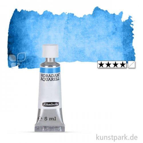 Schmincke HORADAM Aquarellfarben Tube 5 ml   480 Bergblau