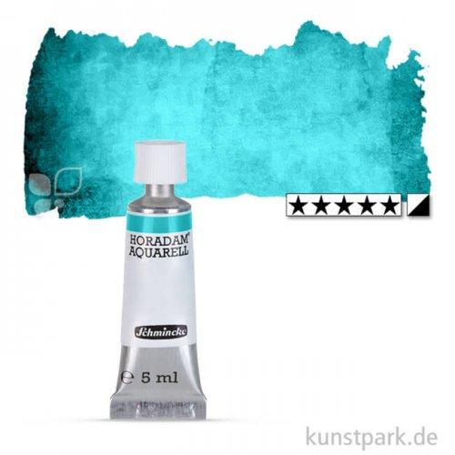 Schmincke HORADAM Aquarellfarben Tube 5 ml | 509 Kobalttürkis