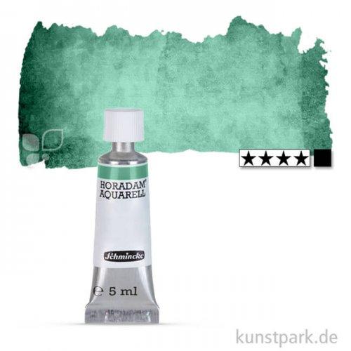 Schmincke HORADAM Aquarellfarben Tube 5 ml | 521 Hookersgrün