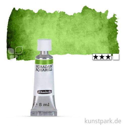 Schmincke HORADAM Aquarellfarben Tube 5 ml | 530 Saftgrün
