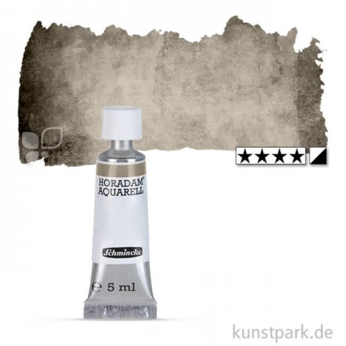 Schmincke HORADAM Aquarellfarben Tube 5 ml | 663 Sepiabraun