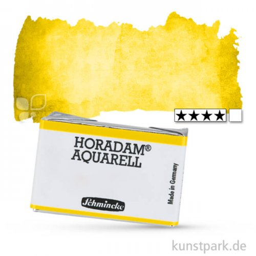 Schmincke HORADAM Aquarellfarben 1/1 Napf | 216 Reingelb