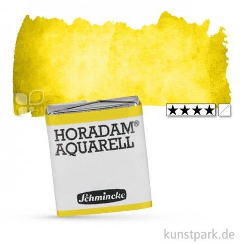 Schmincke HORADAM Aquarellfarben 1/2 Napf | 208 Aureolin modern