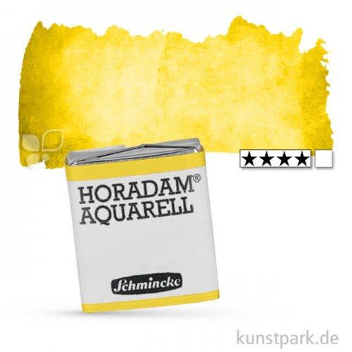 Schmincke HORADAM Aquarellfarben 1/2 Napf | 216 Reingelb