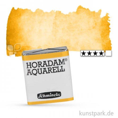 Schmincke HORADAM Aquarellfarben 1/2 Napf | 220 Indischgelb