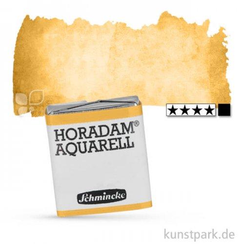Schmincke HORADAM Aquarellfarben 1/2 Napf   229 Neapelgelb