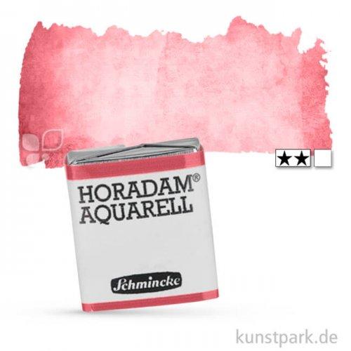 Schmincke HORADAM Aquarellfarben 1/2 Napf   356 Krapplack rosa