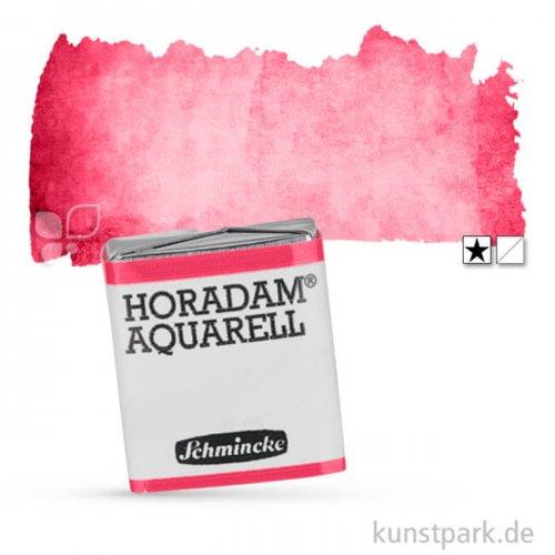 Schmincke HORADAM Aquarellfarben 1/2 Napf | 357 Alizarin-Karmesin