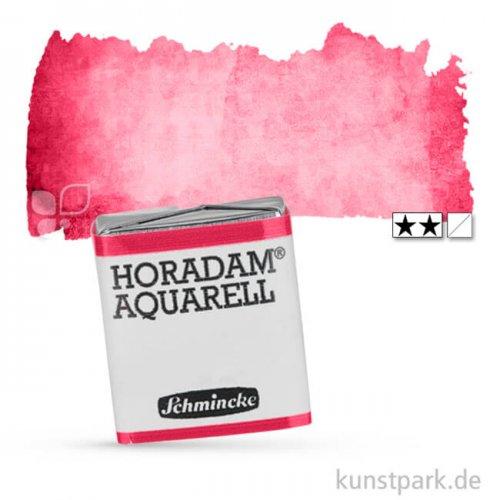 Schmincke HORADAM Aquarellfarben 1/2 Napf | 358 Krapplack dunkel