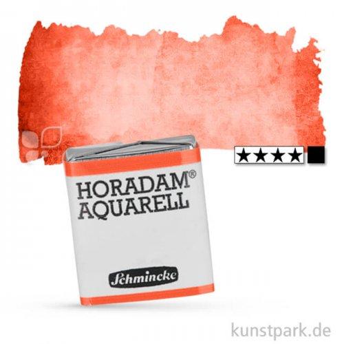 Schmincke HORADAM Aquarellfarben 1/2 Napf | 365 Zinnoberrot