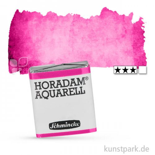 Schmincke HORADAM Aquarellfarben 1/2 Napf | 367 Purpur Magenta