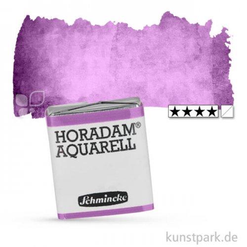 Schmincke HORADAM Aquarellfarben 1/2 Napf   474 Manganviolett