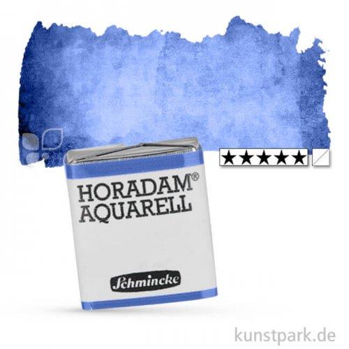 Schmincke HORADAM Aquarellfarben 1/2 Napf | 487 Kobaltblau hell