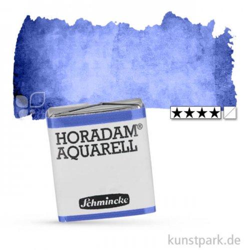 Schmincke HORADAM Aquarellfarben 1/2 Napf   496 Ultramarinblau