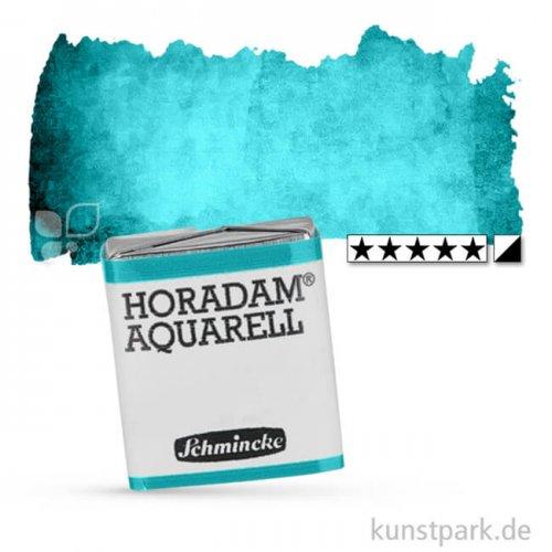 Schmincke HORADAM Aquarellfarben 1/2 Napf | 509 Kobalttürkis