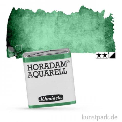 Schmincke HORADAM Aquarellfarben 1/2 Napf | 515 Grünoliv