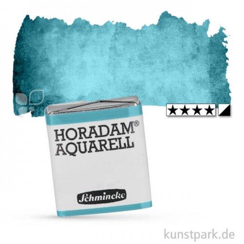 Schmincke HORADAM Aquarellfarben 1/2 Napf | 528 Preußischgrün