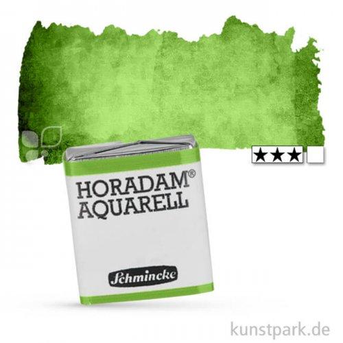 Schmincke HORADAM Aquarellfarben 1/2 Napf | 530 Saftgrün