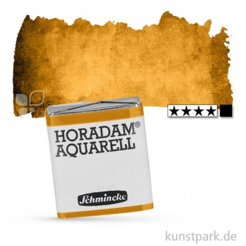 Schmincke HORADAM Aquarellfarben 1/2 Napf   659 Titangoldocker
