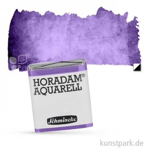 Schmincke HORADAM Aquarellfarben 1/2 Napf | 910 Brillant Blauviolett